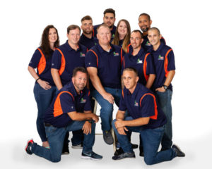 ORC Services team picture.
