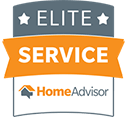 Home Advisor logo.